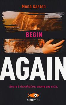 Antondemarirreguera.es Begin again. Ediz. italiana. Vol. 1 Image