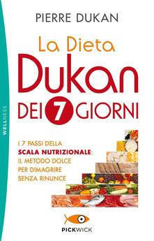 Radiosenisenews.it La dieta Dukan dei 7 giorni. I 7 passi della scala nutrizionale: il metodo dolce per dimagrire senza rinunce Image