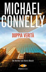 Libro Doppia verità Michael Connelly