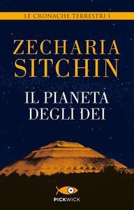 Il pianeta degli dei. Le cronache terrestri. Vol. 1