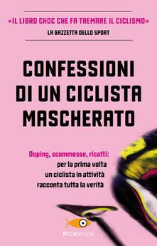 Festivalpatudocanario.es Confessioni di un ciclista mascherato Image