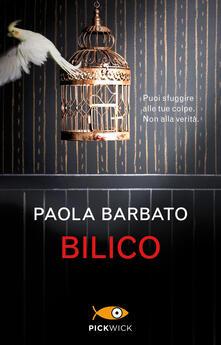 Bilico - Paola Barbato - copertina