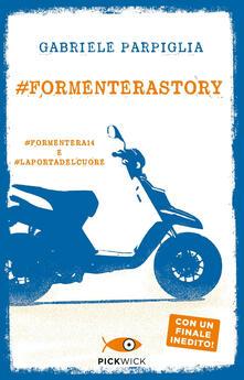 Antondemarirreguera.es #Formenterastory: #Formentera14 e #Laportadelcuore Image