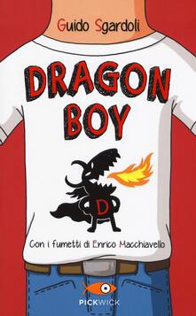 Amatigota.it Dragon Boy Image