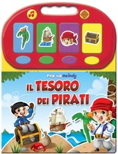 Il tesoro dei pirati! Libro pop-up