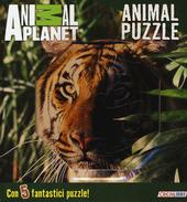 Animal puzzle. Con 5 puzzle