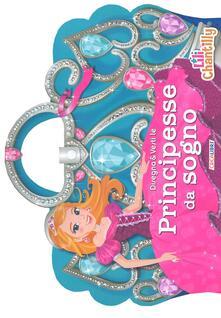 Premioquesti.it Disegna & vesti le principesse da sogno. Con adesivi Image