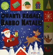 Parcoarenas.it Quanti regali, Babbo Natale! Image