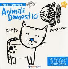 Animali domestici. Puzzle scorrevoli. Ediz. a colori.pdf