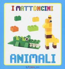 Amatigota.it Gli animali. Gli indistruttibili. Ediz. a colori Image