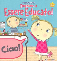 Writersfactory.it Impara ad essere educato! Ediz. a colori Image
