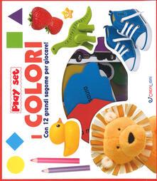 I colori. Ediz. a colori. Con gadget.pdf