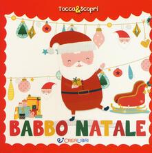 Ipabsantonioabatetrino.it Babbo Natale. Tocca & scopri. Ediz. a colori Image