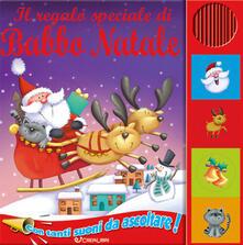Aboutschuster.de Il regalo speciale di Babbo Natale. Libro sonoro Image