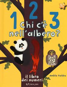 Listadelpopolo.it 123 chi c'è nell'albero? Il libro dei numeri. Ediz. a colori Image