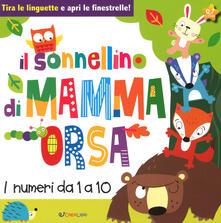 Warholgenova.it Il sonnellino di mamma orsa. Libri per contare. Ediz. a colori Image