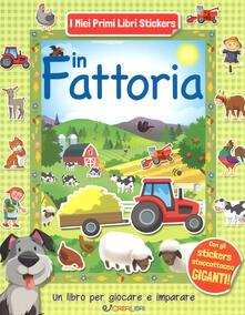 Winniearcher.com In fattoria. Con adesivi. Ediz. a colori Image
