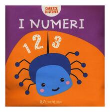 Camfeed.it I numeri. Carezze di stoffa. Ediz. a colori Image