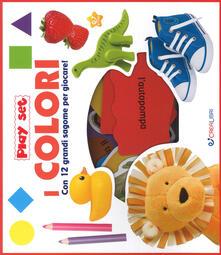 Ipabsantonioabatetrino.it I colori. Ediz. a colori. Con gadget Image