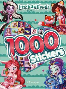 Premioquesti.it Enchantimals. 1000 stickers. Ediz. a colori Image