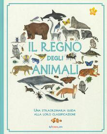 Tegliowinterrun.it Il regno degli animali. Una straordinaria guida alla loro classificazione Image
