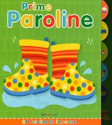 Listadelpopolo.it Prime paroline. Prime rubrichine. Ediz. a colori Image