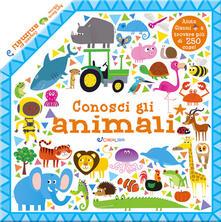 Conosci gli animali. Apri cerca & trova - copertina