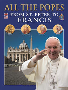 All the popes. From St. Peter to Francis