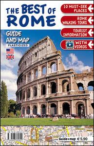 Il top di Roma. Con mappa. Ediz. inglese