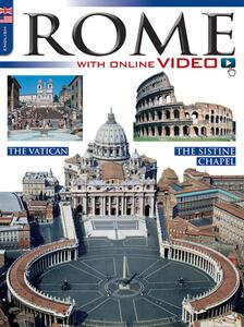 Roma con video. Ediz. inglese