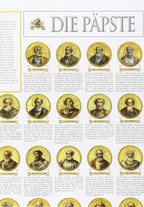 I papi. Da San Pietro a papa Francesco. Ediz. tedesca