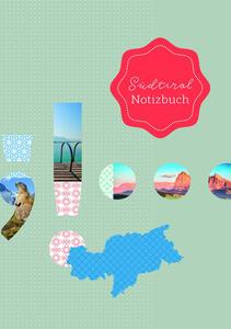 Sudtirol notizbuch