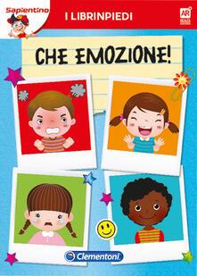 Filmarelalterita.it Che emozione! Librinpiedi. Con App Image