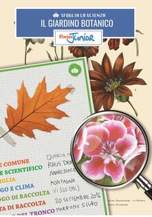 Milanospringparade.it Il giardino botanico. Sfoglia la scienza. Focus Junior. Con gadget Image