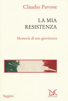 Secchiarapita.it La mia Resistenza. Memorie di una giovinezza Image
