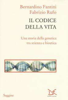 Milanospringparade.it Il codice della vita. Una storia della genetica tra scienza e bioetica Image