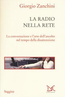 Osteriacasadimare.it La radio nella rete. La conversazione e l'arte dell'ascolto nel tempo della disattenzione Image