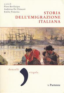 Squillogame.it Storia dell'emigrazione italiana. Vol. 1: Partenze. Image