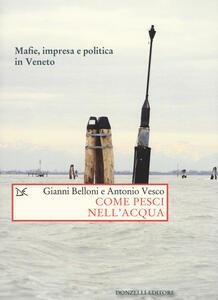 Come pesci nell'acqua. Mafie, impresa e politica in Veneto
