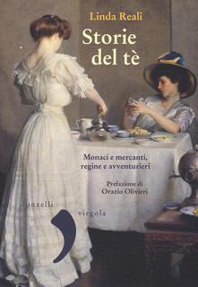Squillogame.it Storie del té. Monaci e mercanti, regine e avventurieri Image