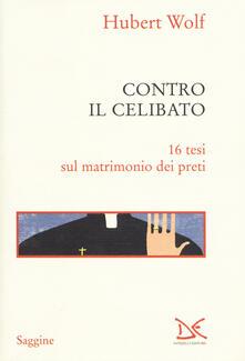 Parcoarenas.it Contro il celibato. 16 tesi sul matrimonio dei preti Image