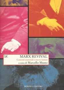Winniearcher.com Marx revival. Concetti essenziali e nuove letture Image