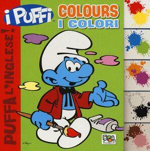 Colors-I colori. Puffa l'inglese. I Puffi