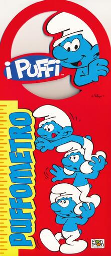 Amatigota.it Puffometro. I puffi. Ediz. illustrata Image