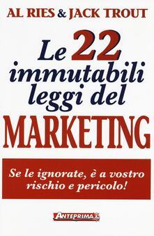 Winniearcher.com Le 22 immutabili leggi del marketing. Se le ignorate, è a vostro rischio e pericolo! Image