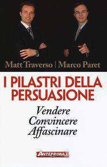 Museomemoriaeaccoglienza.it I pilastri della persuasione. Vendere, convincere, affascinare Image