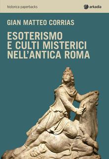 Antondemarirreguera.es Esoterismo e culti misterici nell'antica Roma Image