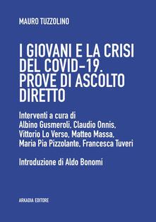 I giovani e la crisi del covid-19 - Mauro Tuzzolino - ebook