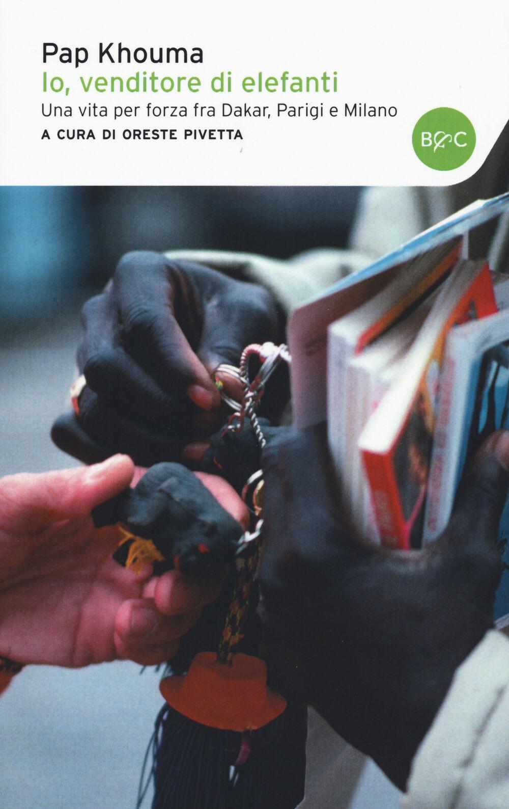 Io, venditore di elefanti. Una vita per forza fra Dakar, Parigi e Milano