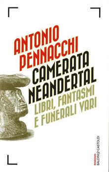 Winniearcher.com Camerata Neandertal. Libri, fantasmi e funerali vari Image